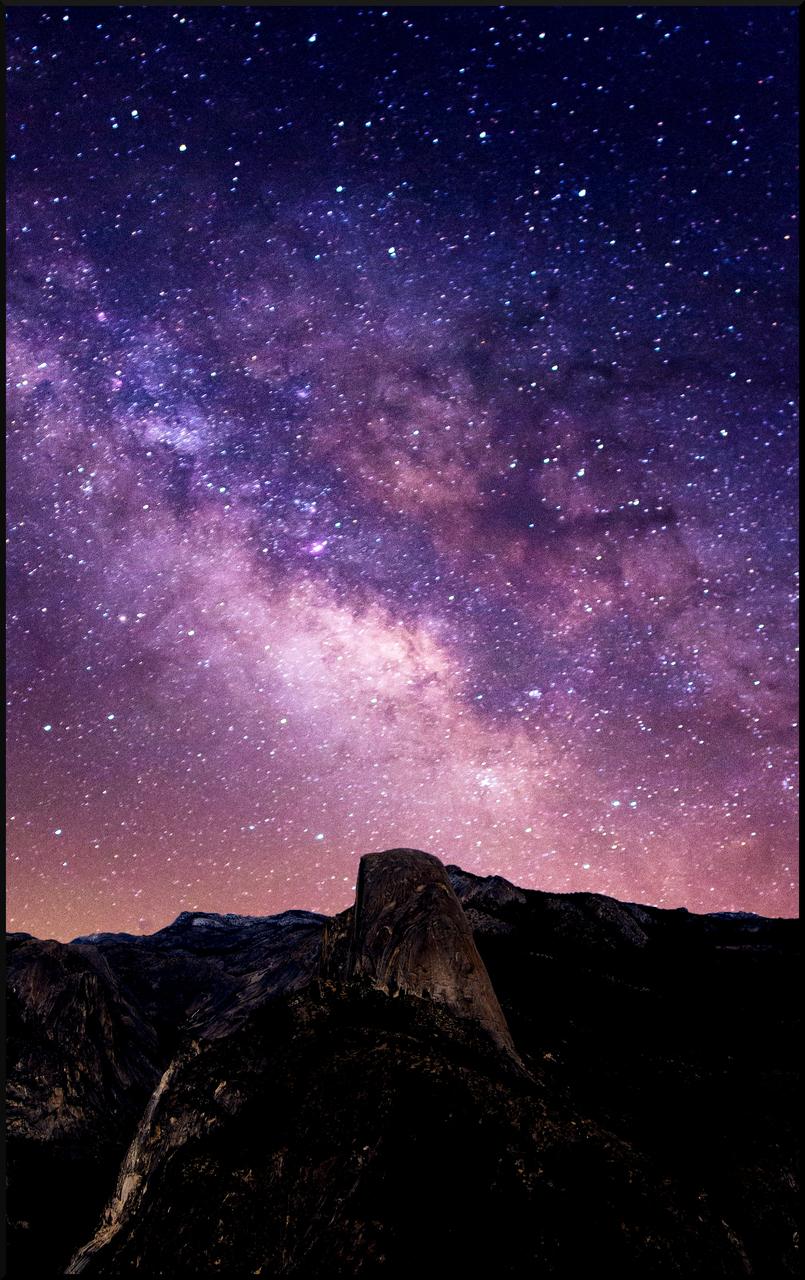 Milky Way Wallpaper 4k Iphone 11 Pro Wallpaper Galaxy 3130355 Hd Wallpaper Backgrounds Download