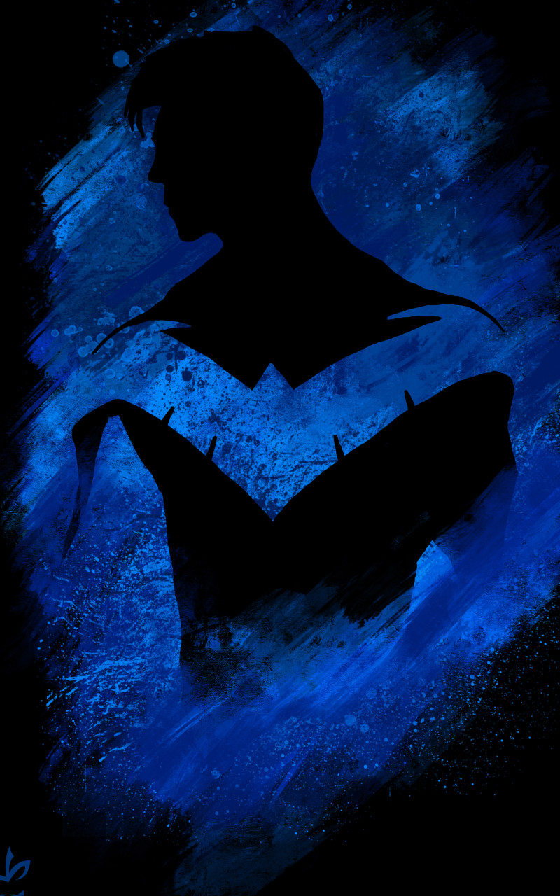 Nightwing Wallpaper 4k 3130958 Hd Wallpaper Backgrounds Download