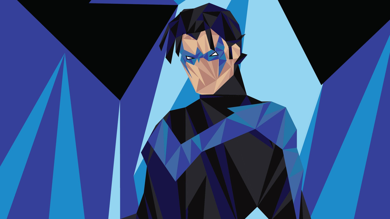 Nightwing Wallpaper Hd 3131011 Hd Wallpaper Backgrounds Download