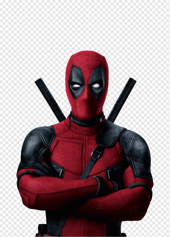 Deadpool Film Painting, Portrait, Superhero, Fictional - Transparent Background Deadpool Png , HD Wallpaper & Backgrounds