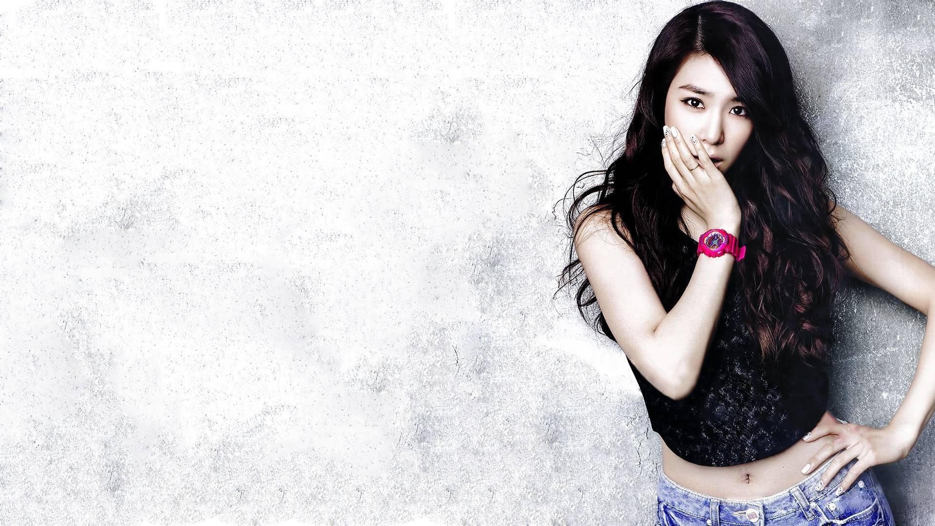 Asian, Snsd, Girls Generation, Musicians, Singer, Tiffany - Snsd Tiffany , HD Wallpaper & Backgrounds