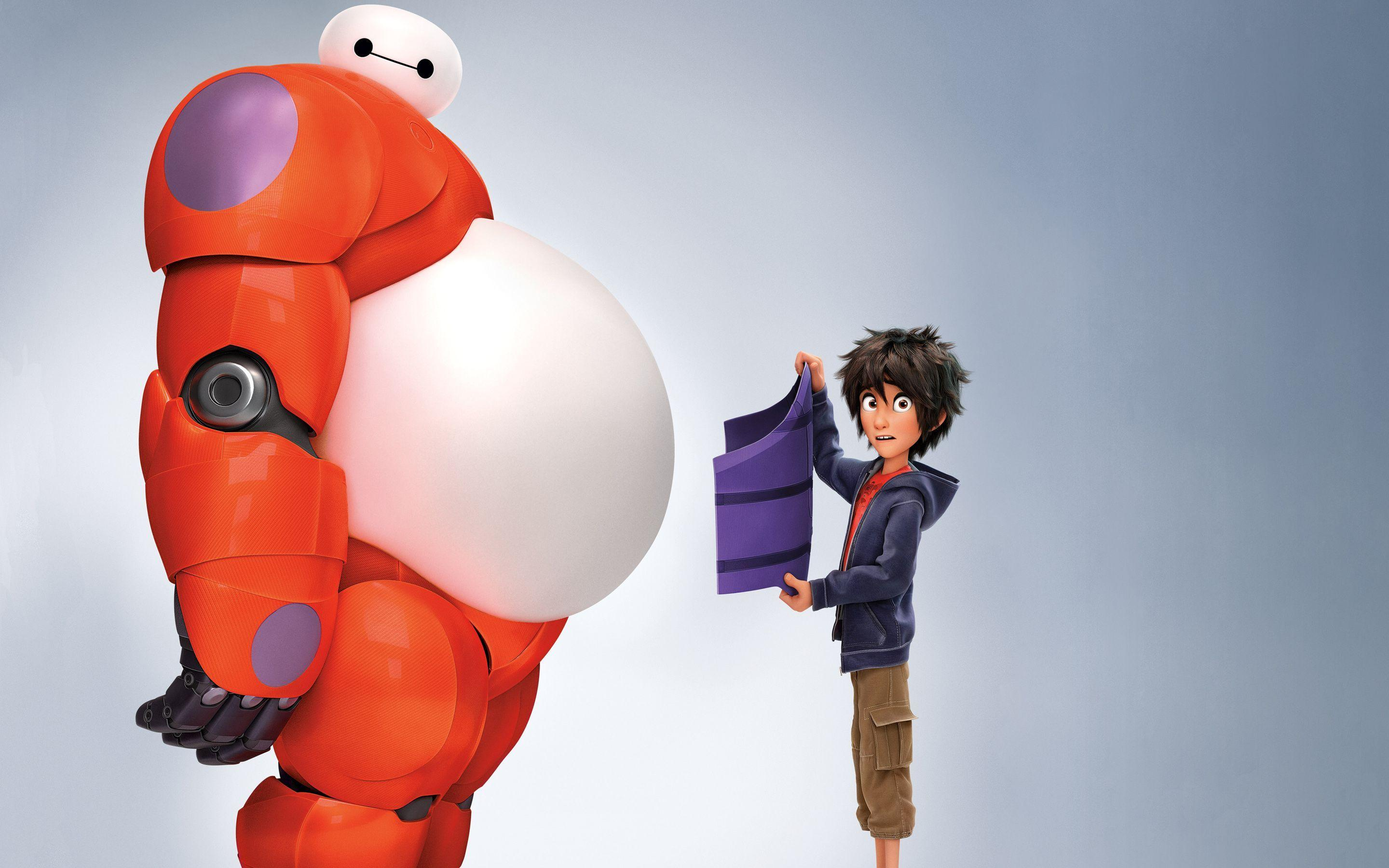 Baymax And Hiro Big Hero 6 High Resolutions 3132796 Hd Wallpaper Backgrounds Download