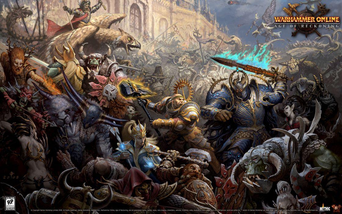 War Warhammer Wallpaper - Warhammer 40k Space Marine Battle , HD Wallpaper & Backgrounds