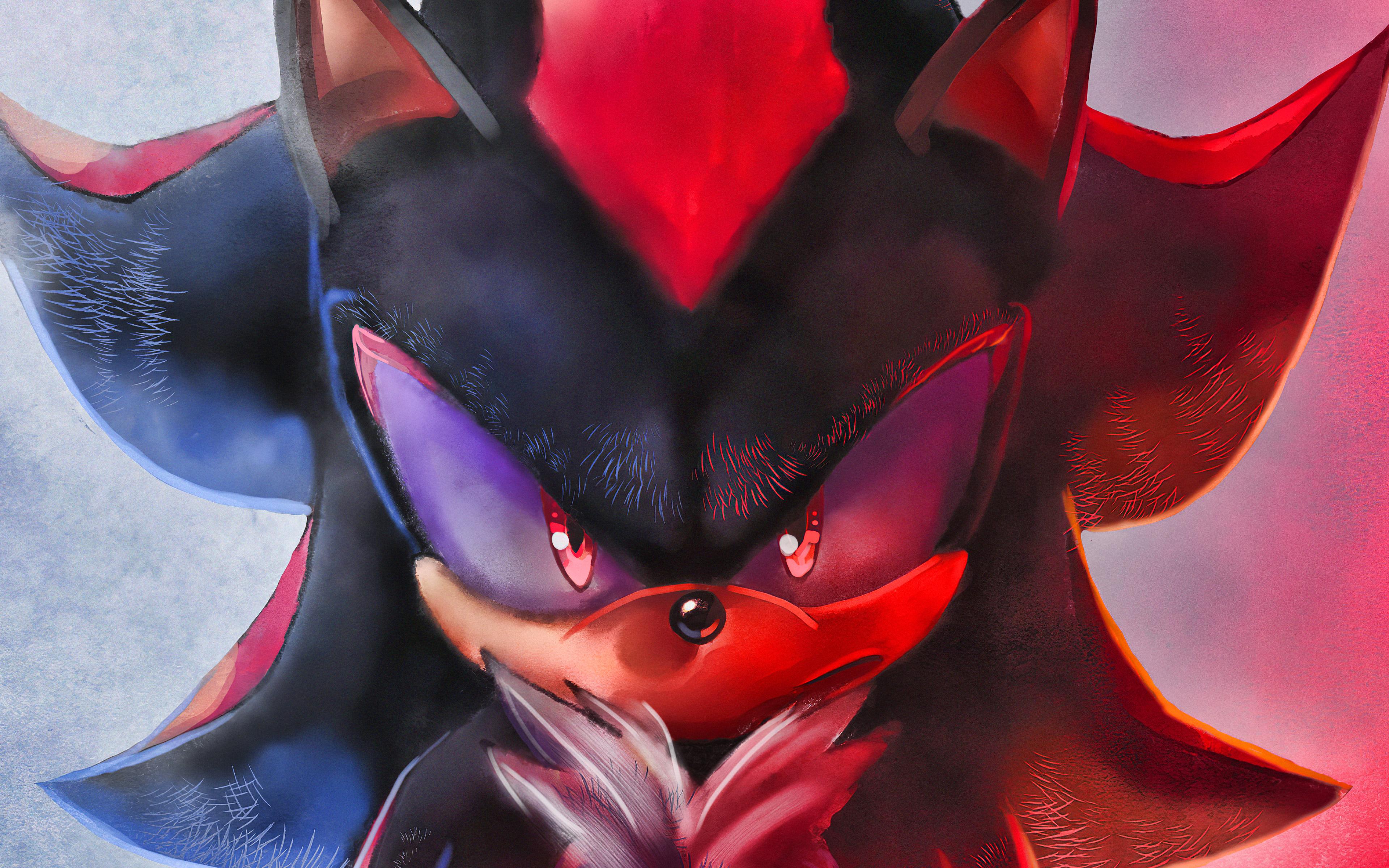 Shadow The Hedgehog 4k Sonic The Hedgehog Poster Sonic The Hedgehog Wallpaper Hd 3134275 Hd Wallpaper Backgrounds Download