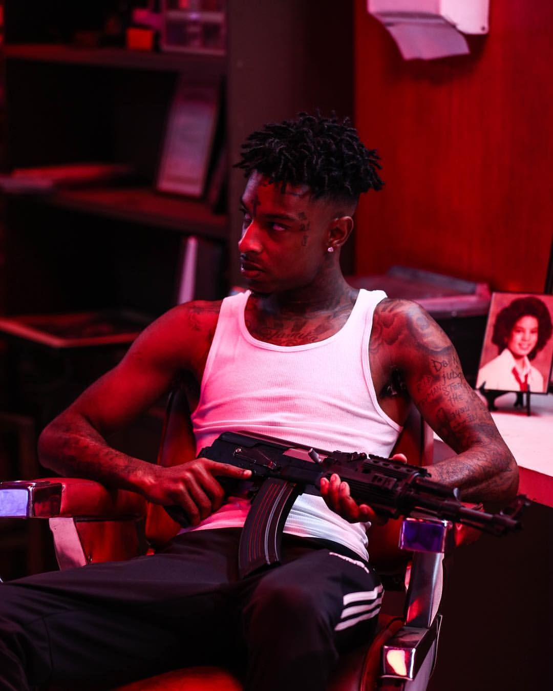The Best 21 Savage Wallpaper Hd
