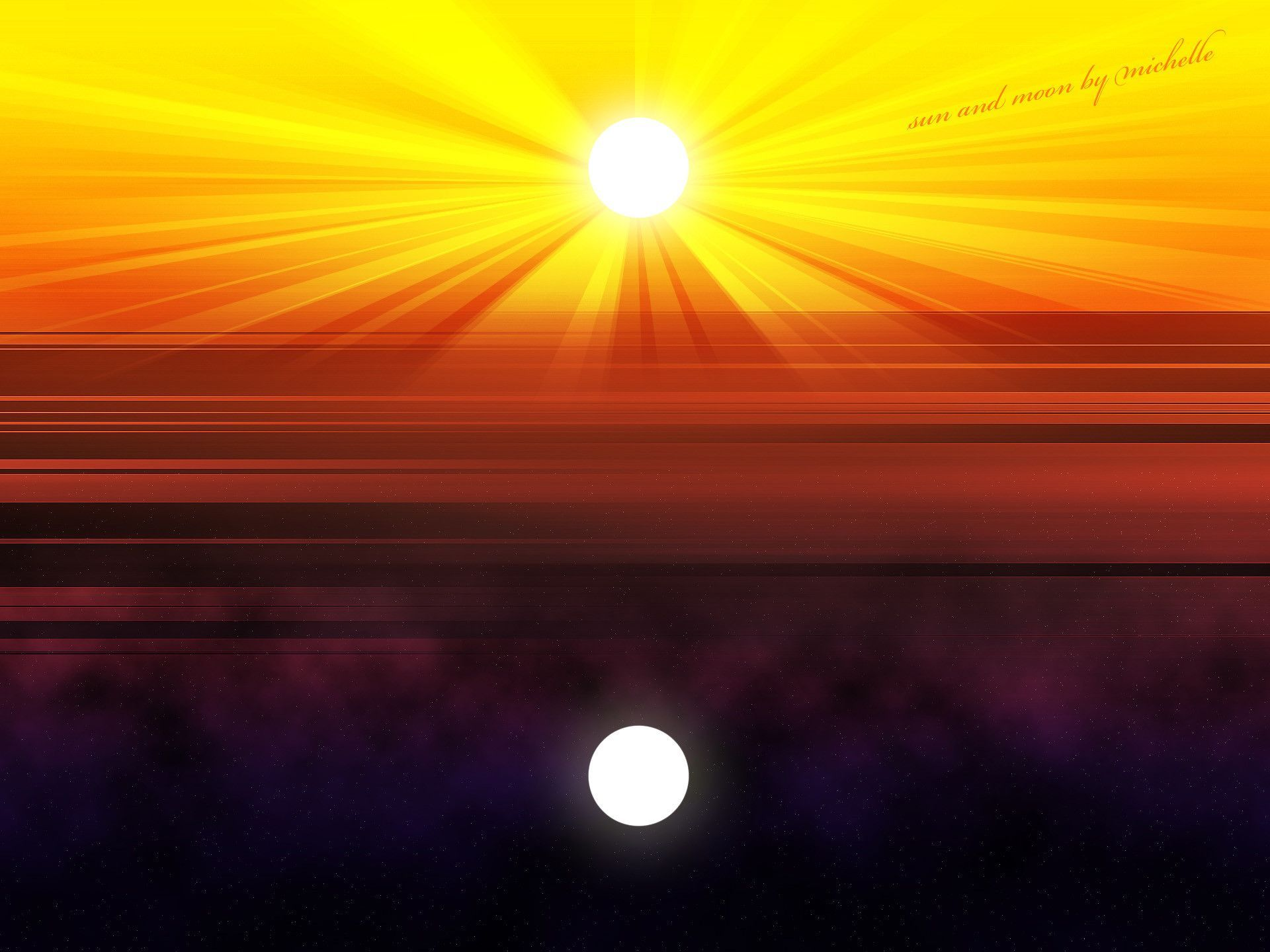 Sun And Moon Backgrounds - High Resolution Sun Background , HD Wallpaper & Backgrounds