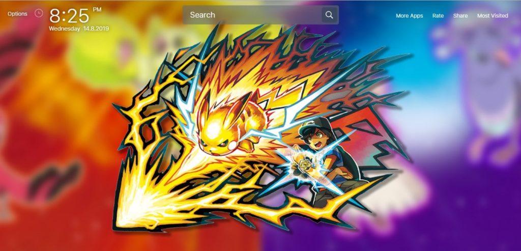Coolest Wallpaper Pokemon Sun And Moon , HD Wallpaper & Backgrounds