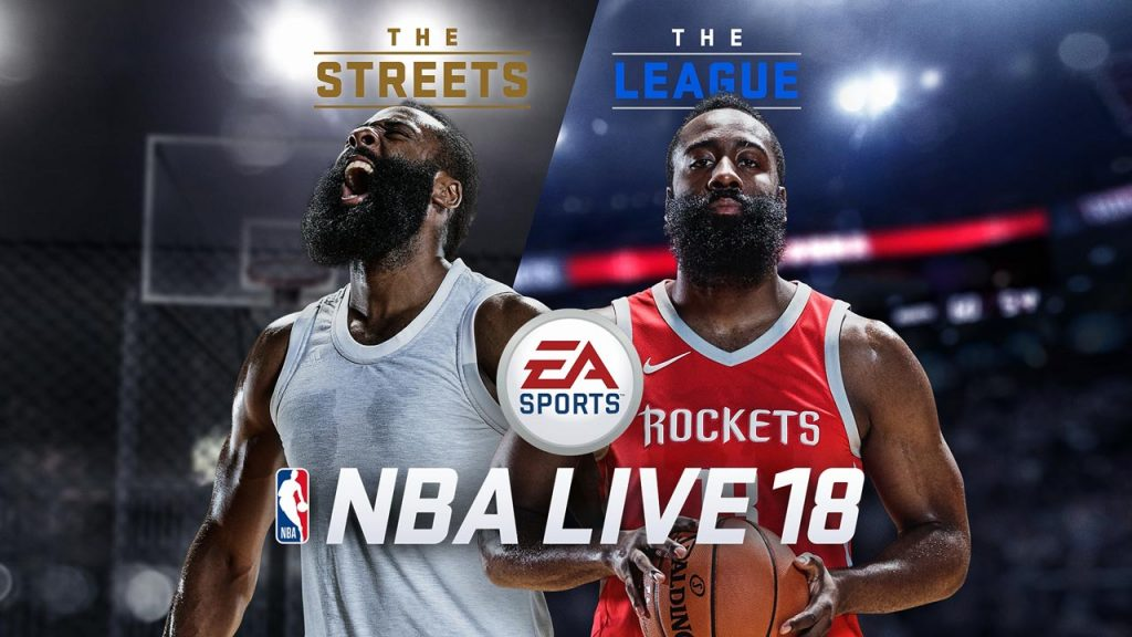 Nba Live 18 Review - Nba Live 18 Xbox , HD Wallpaper & Backgrounds