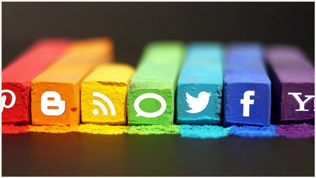 Social Media , HD Wallpaper & Backgrounds