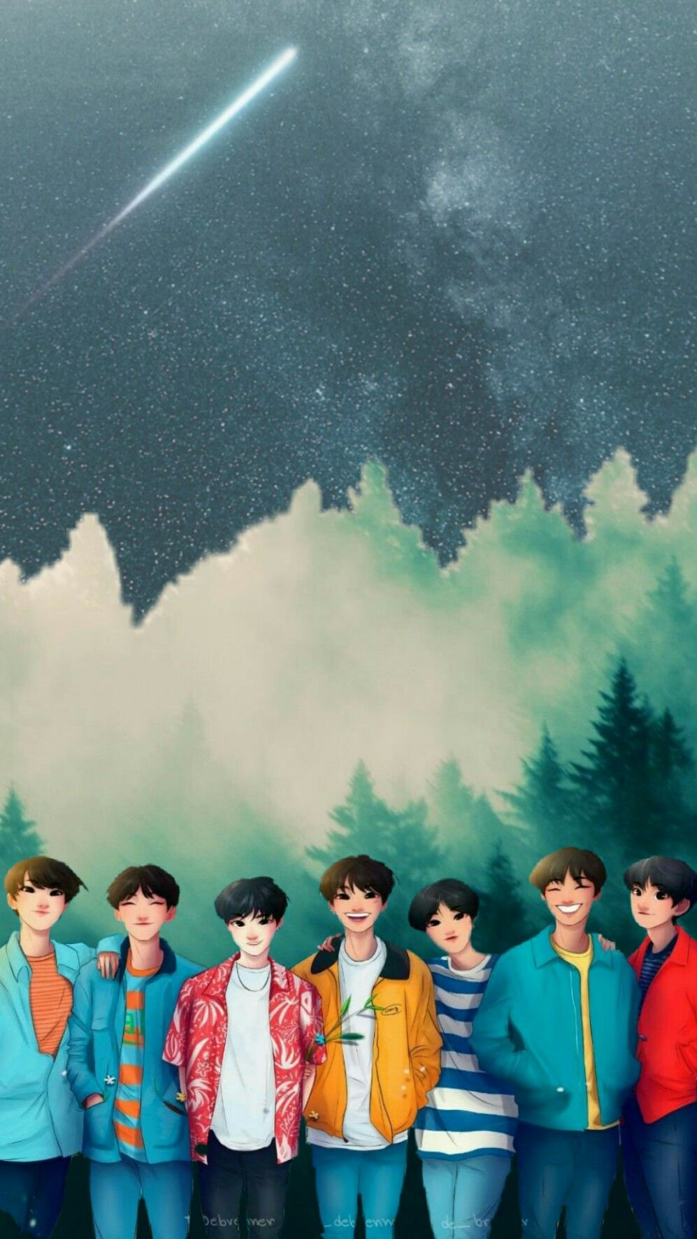 Bts Phone Wallpaper - Bts Wallpapers For Phone , HD Wallpaper & Backgrounds