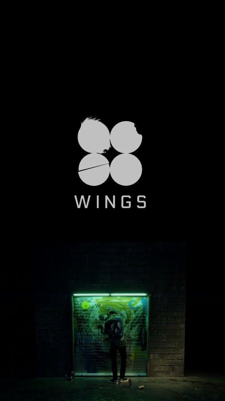 [phone Wallpaper] V Bts 방탄소년단 Wings Short Film 3 Stigma - Fondo Del Paisaje De Wings Bts , HD Wallpaper & Backgrounds