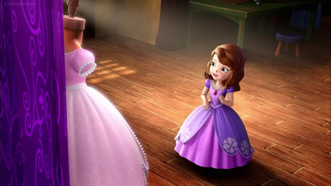 Sofia The First The Forever Royal , HD Wallpaper & Backgrounds