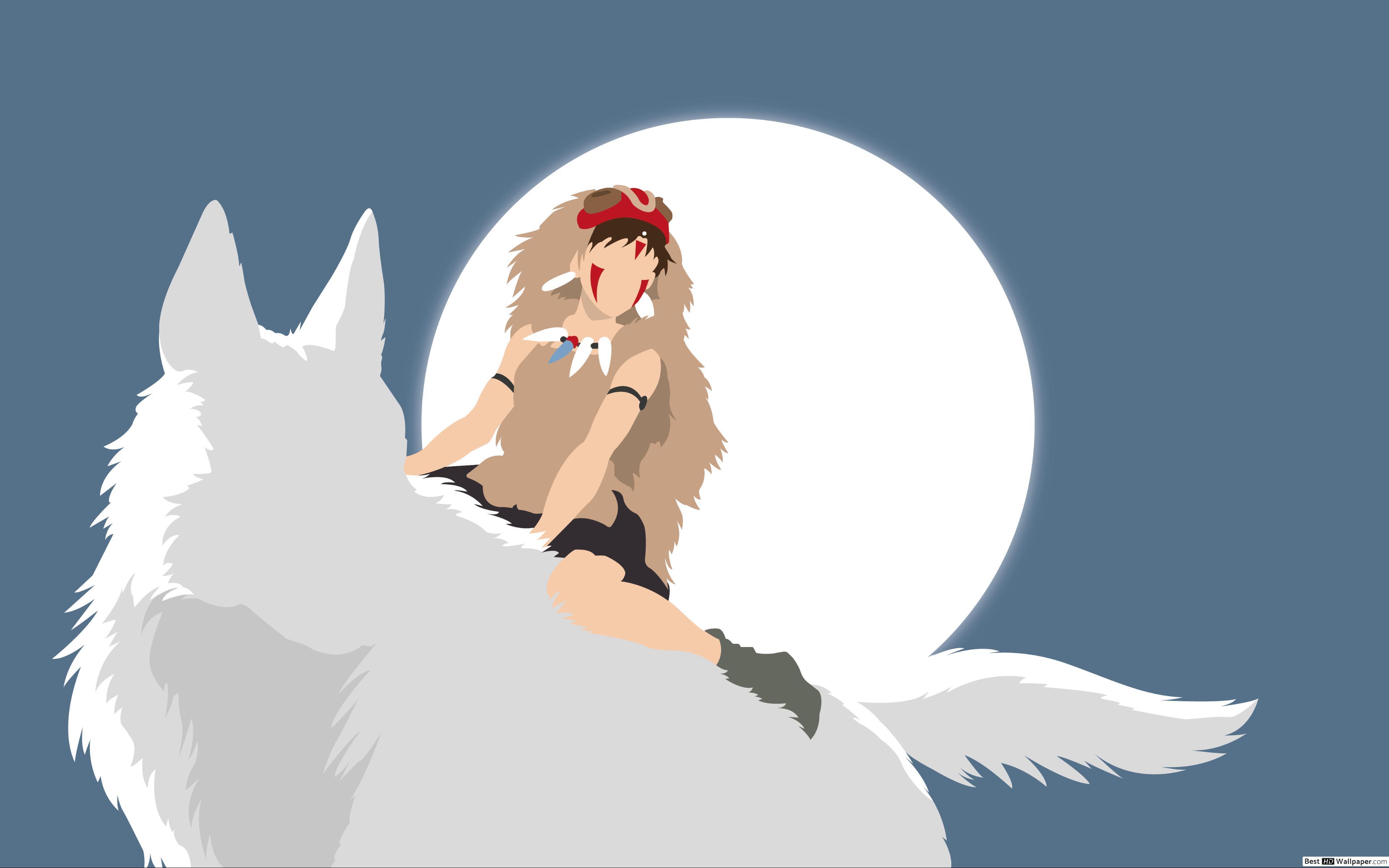 Princesa Mononoke Background 1080p 3150173 Hd Wallpaper Backgrounds Download
