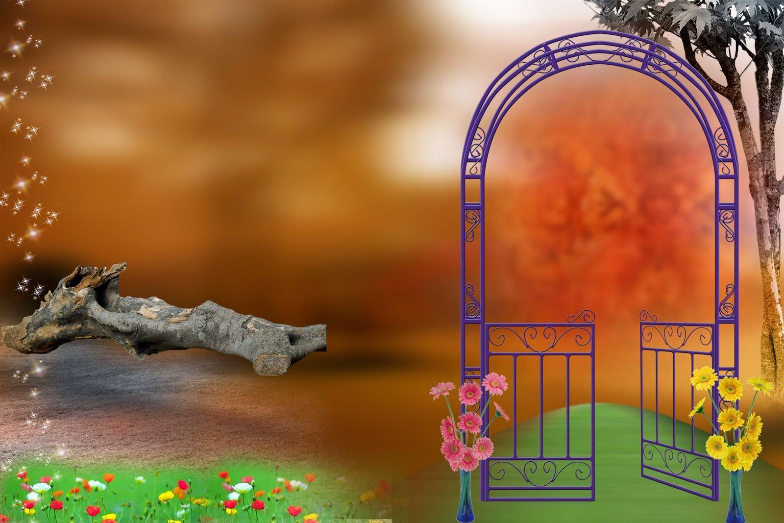 Wedding Album Design Psd Background, Room Photo Editing - Adobe Photoshop 7.0 Background Designs Free Download , HD Wallpaper & Backgrounds