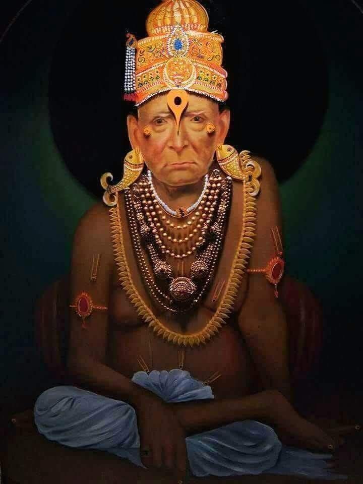 Swami Samarth Hd Wallpaper - Shree Swami Samarth Photos Gallery , HD Wallpaper & Backgrounds