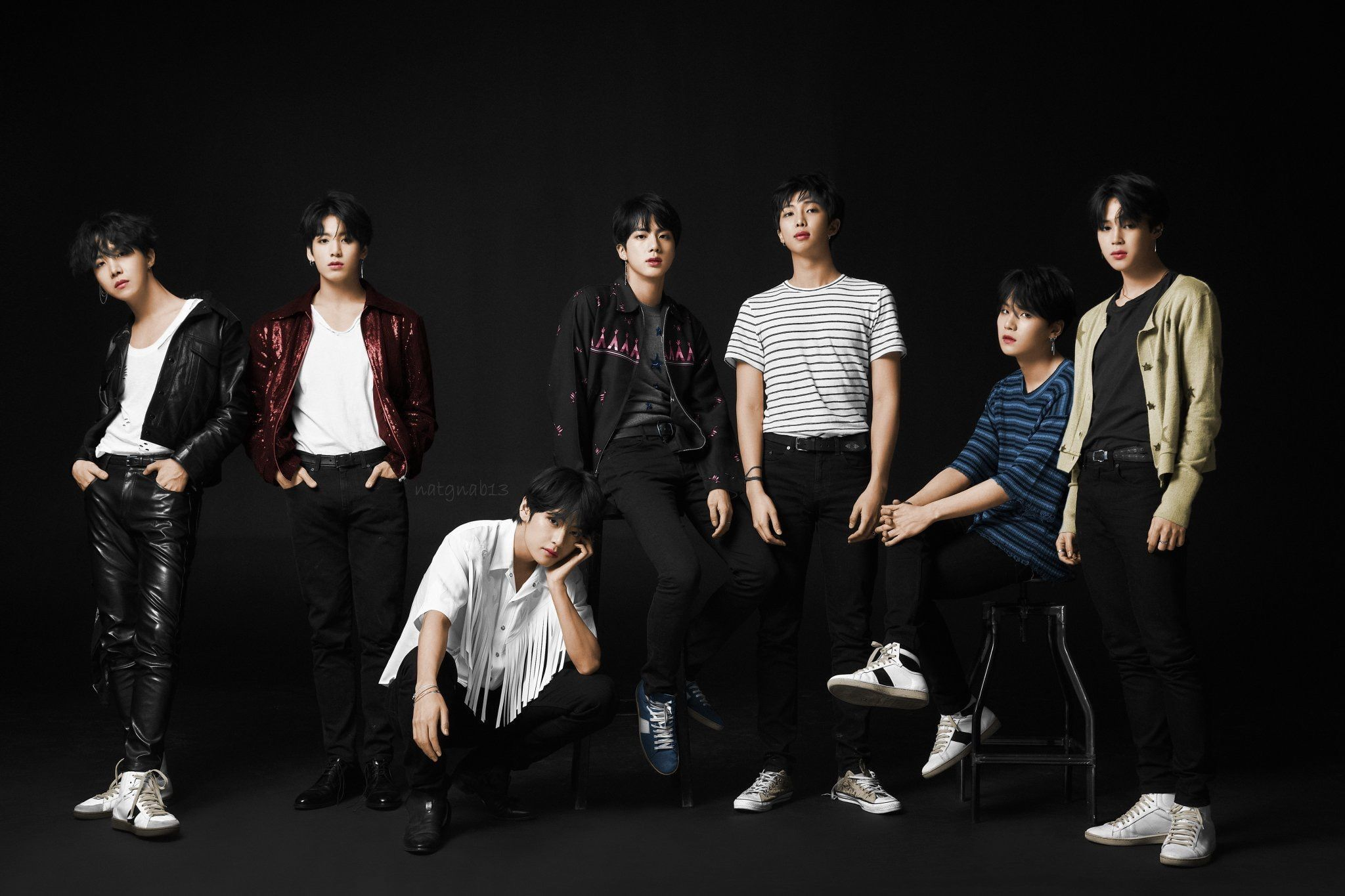 Bts Love Yourself Tear O Group 3167955 Hd Wallpaper Backgrounds Download