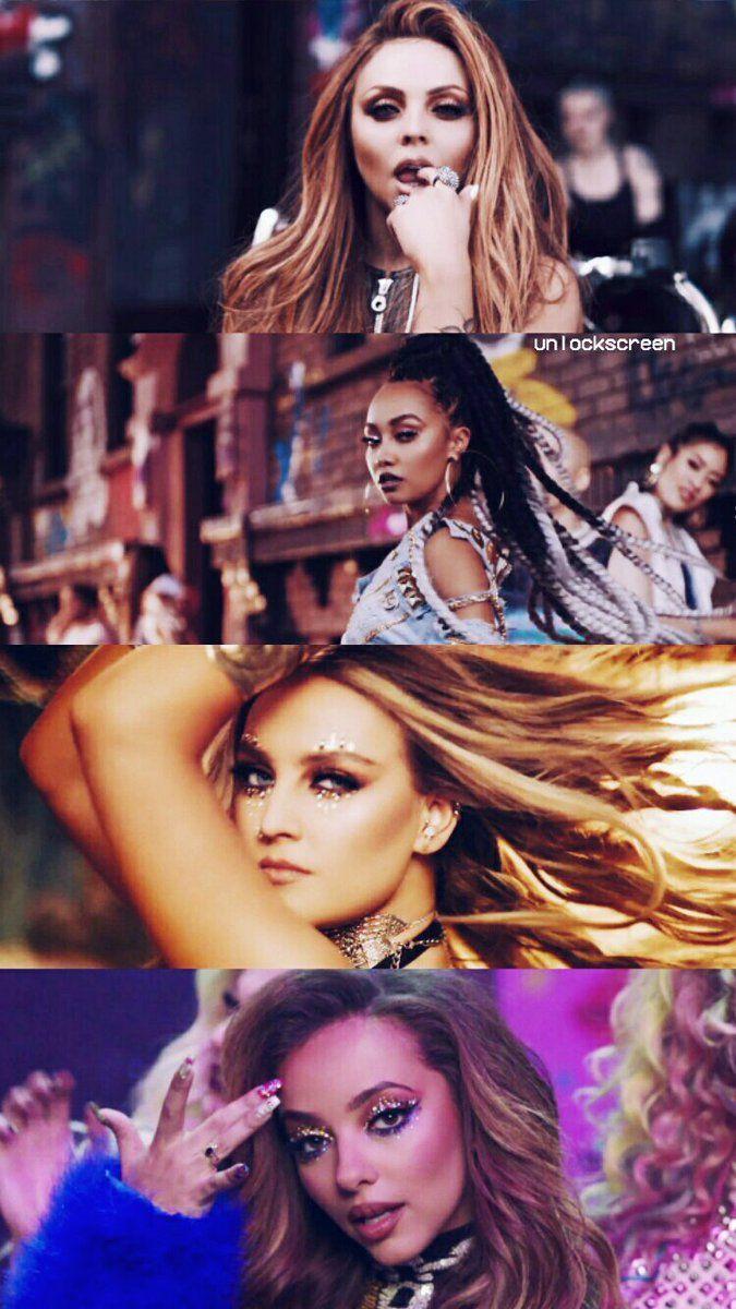 Little Mix Wallpaper - Little Mix Power Lockscreen , HD Wallpaper & Backgrounds