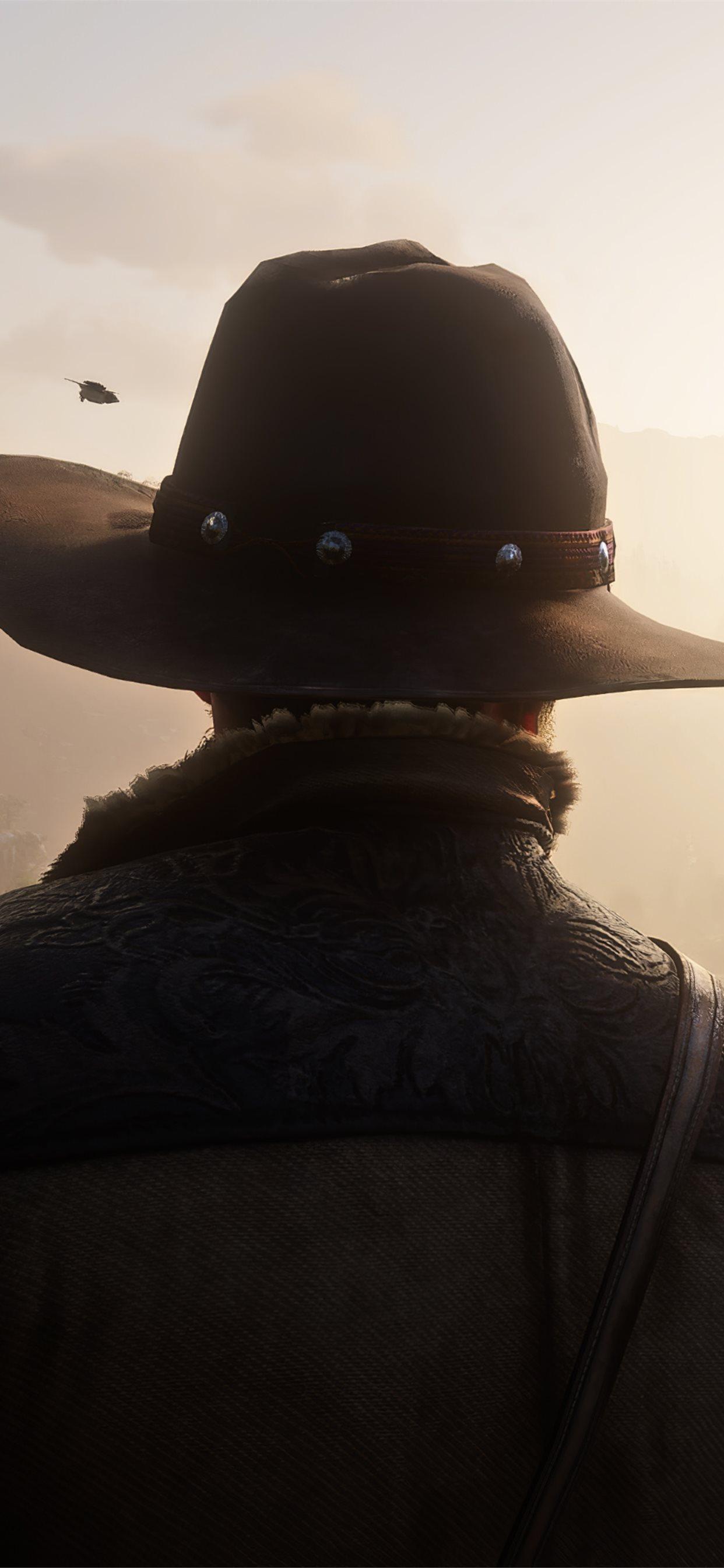 Red Dead Redemption 2 Wallpaper 4k Ios , HD Wallpaper & Backgrounds
