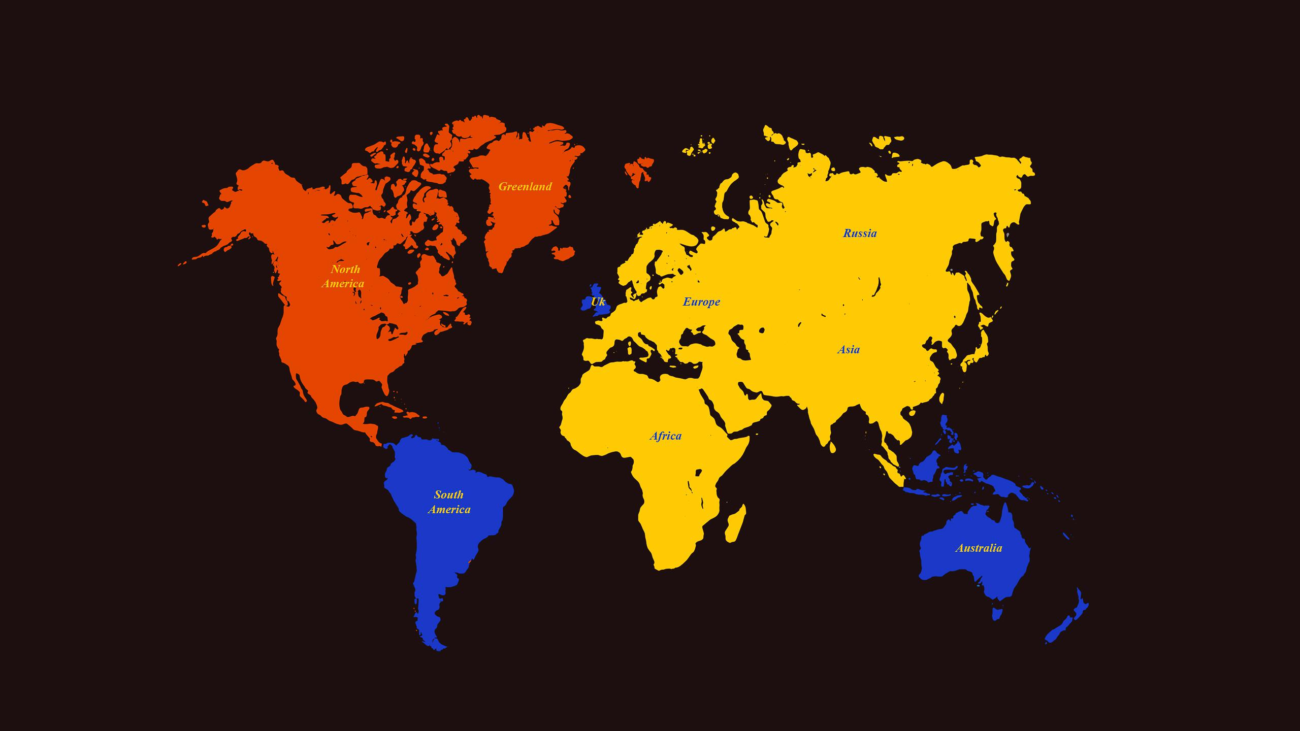 World Map Wallpaper - World Map Hd , HD Wallpaper & Backgrounds