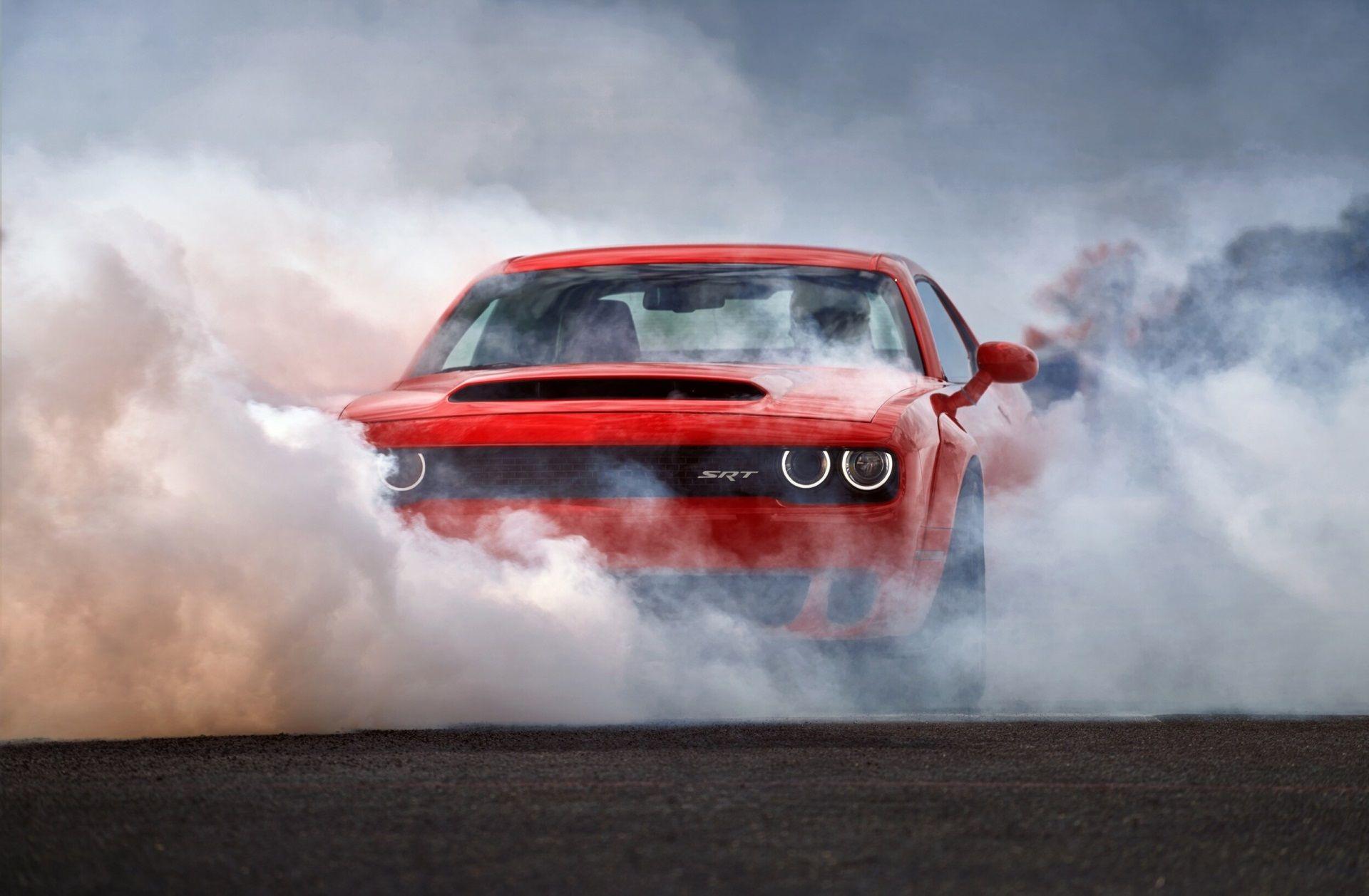 Dodge Demon Wallpaper 4k , HD Wallpaper & Backgrounds