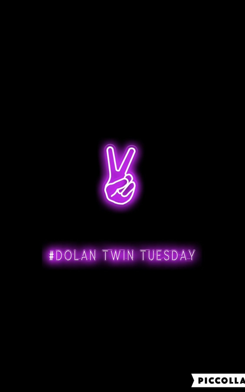 Created A Cool New Dolan Twins Wallpaper Heat Press - Dolan Twins Merch Phone Case , HD Wallpaper & Backgrounds