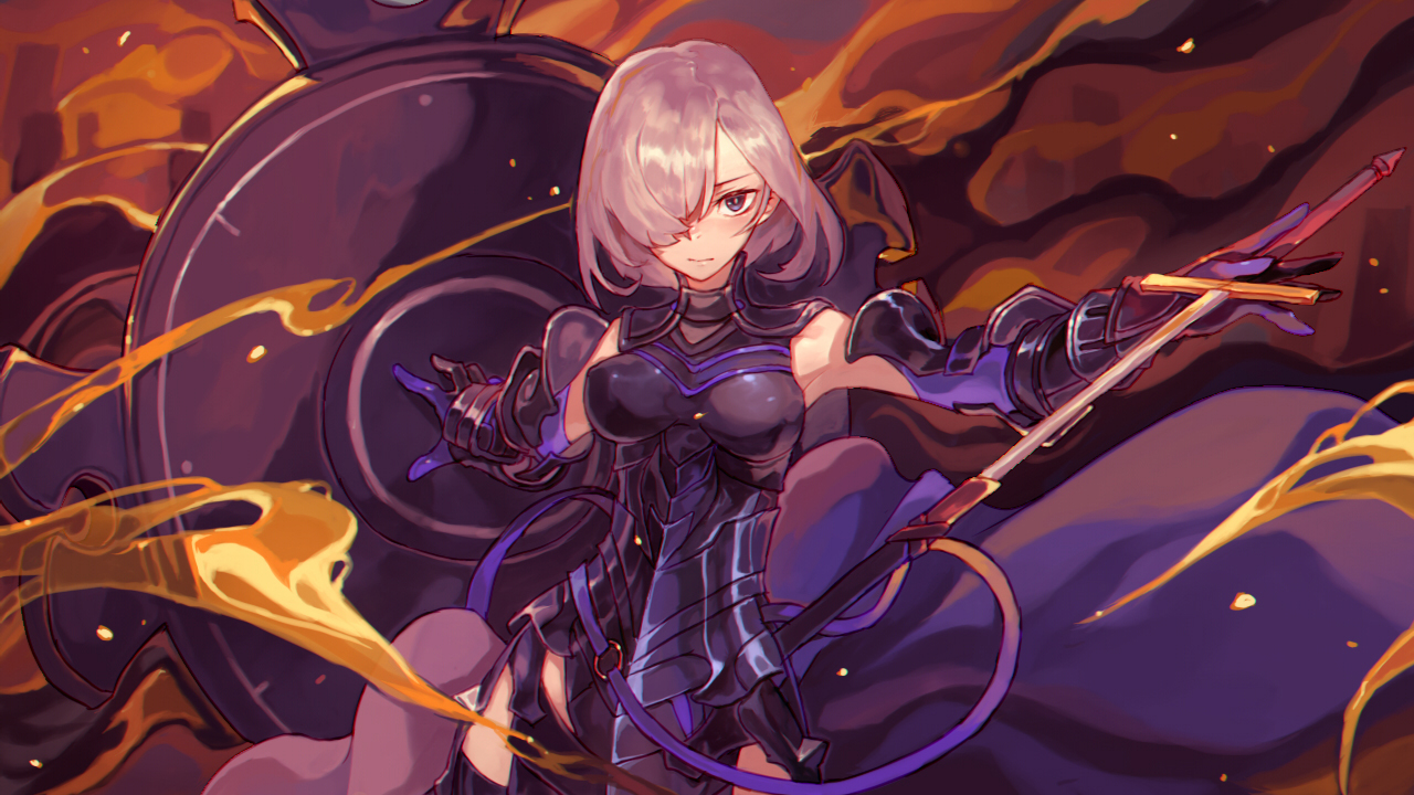 Fate Grand Order Babylonia Hd Wallpaper Backgrounds Download