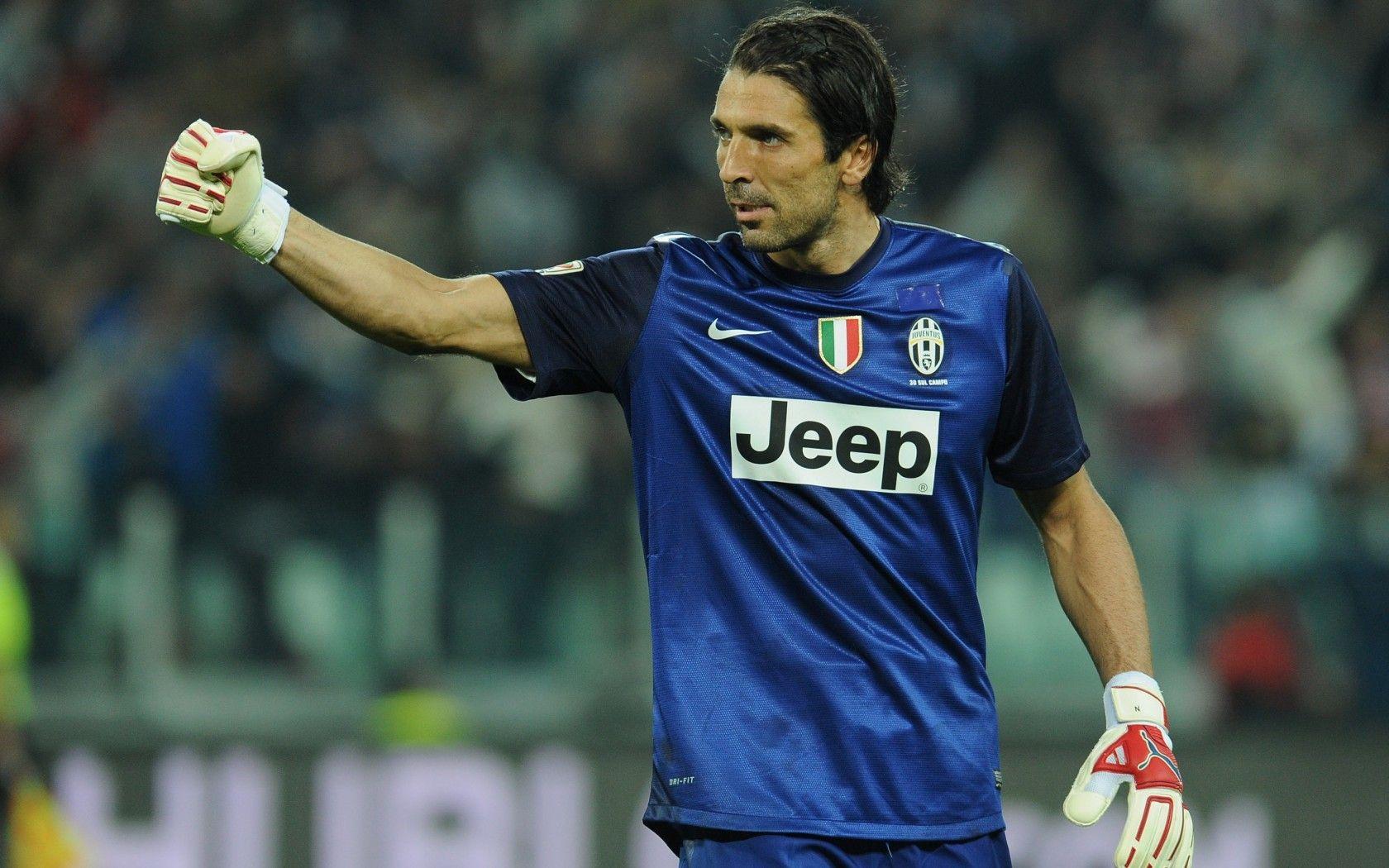 Gianluigi Buffon, Juventus, Series A, Goalkeeper, Master, - Gg Buffon 1080 X 720 , HD Wallpaper & Backgrounds
