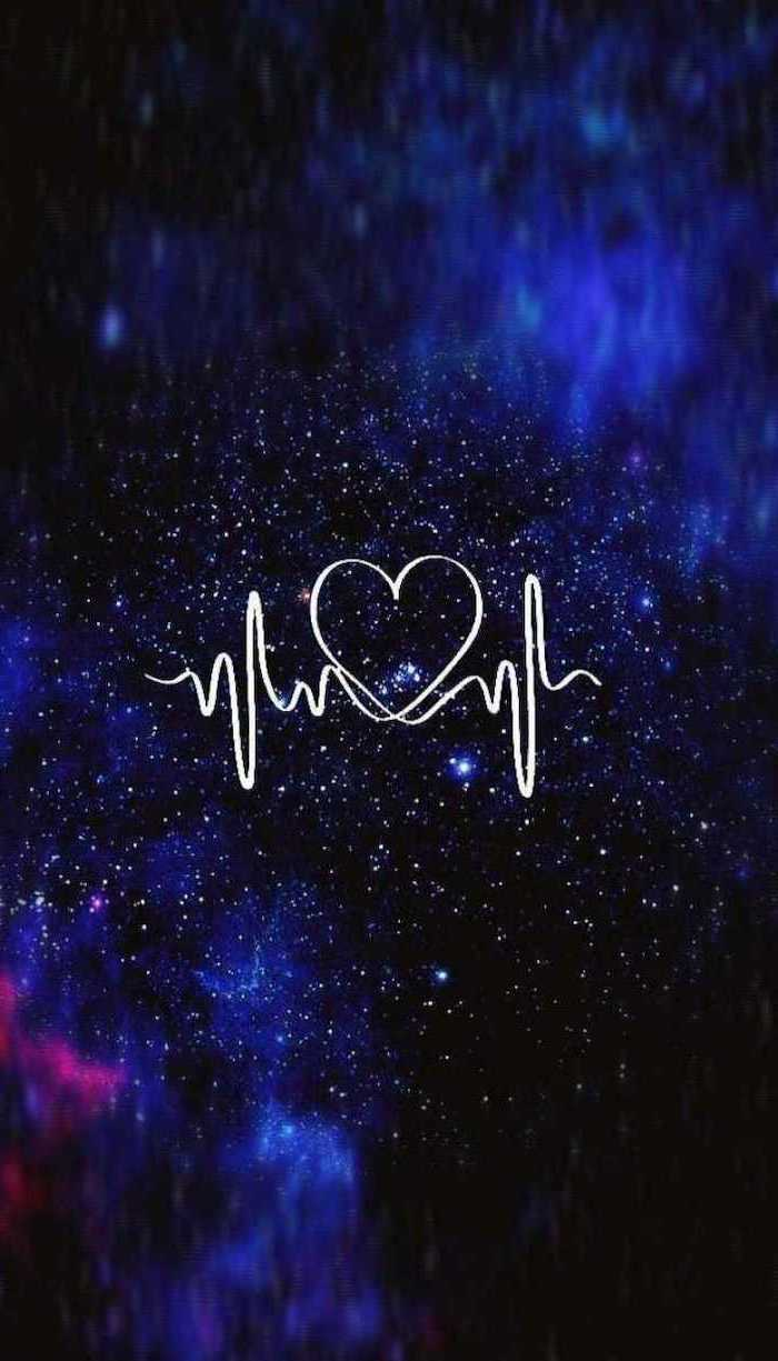 317 3178868 heart and heartbeat in the middle 2k wallpapers