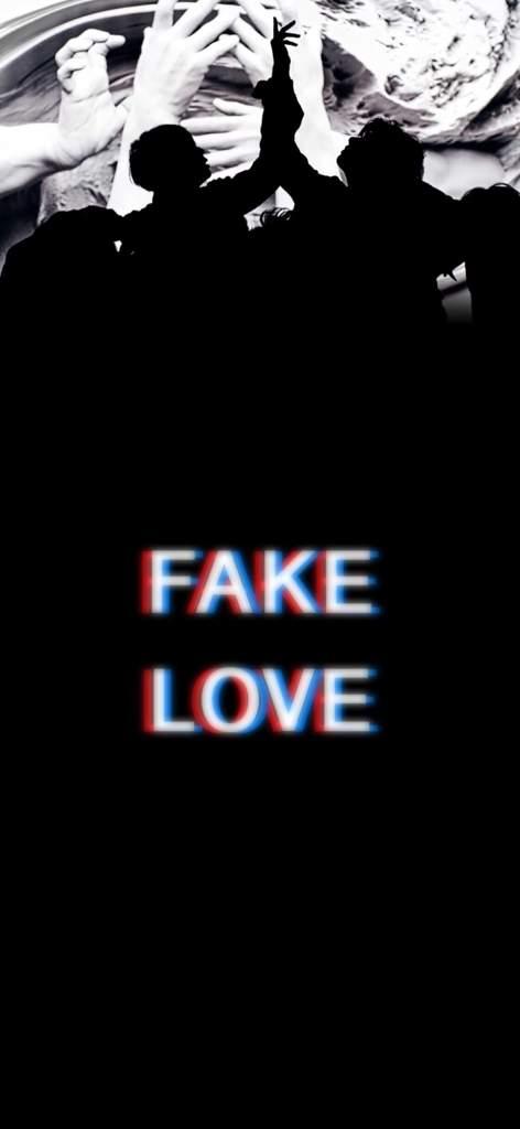 User Uploaded Image - Fake Love , HD Wallpaper & Backgrounds