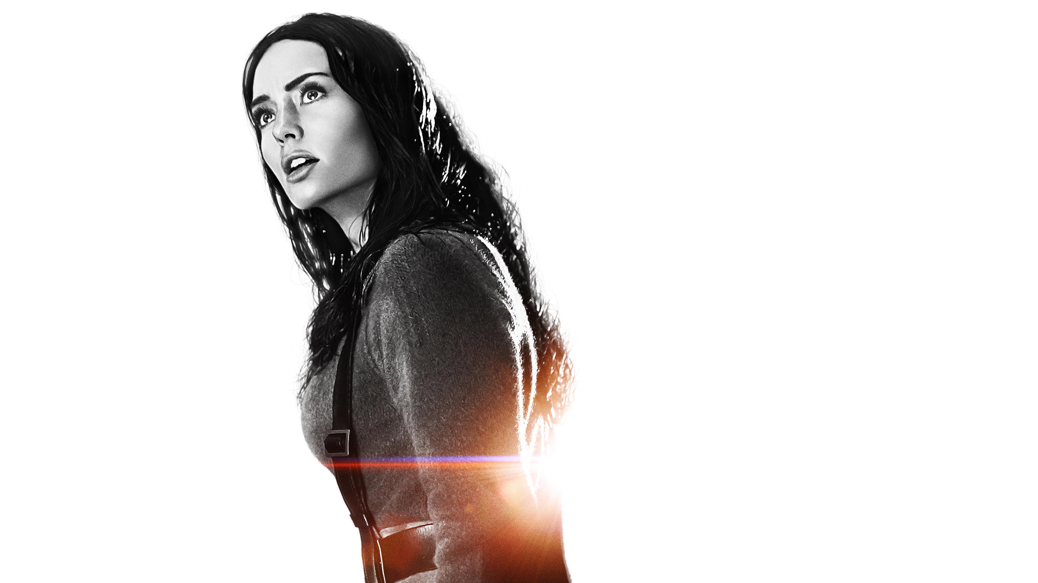#laura Haddock, #transformers - Laura Haddock Transformers The Last Knight Vivian , HD Wallpaper & Backgrounds