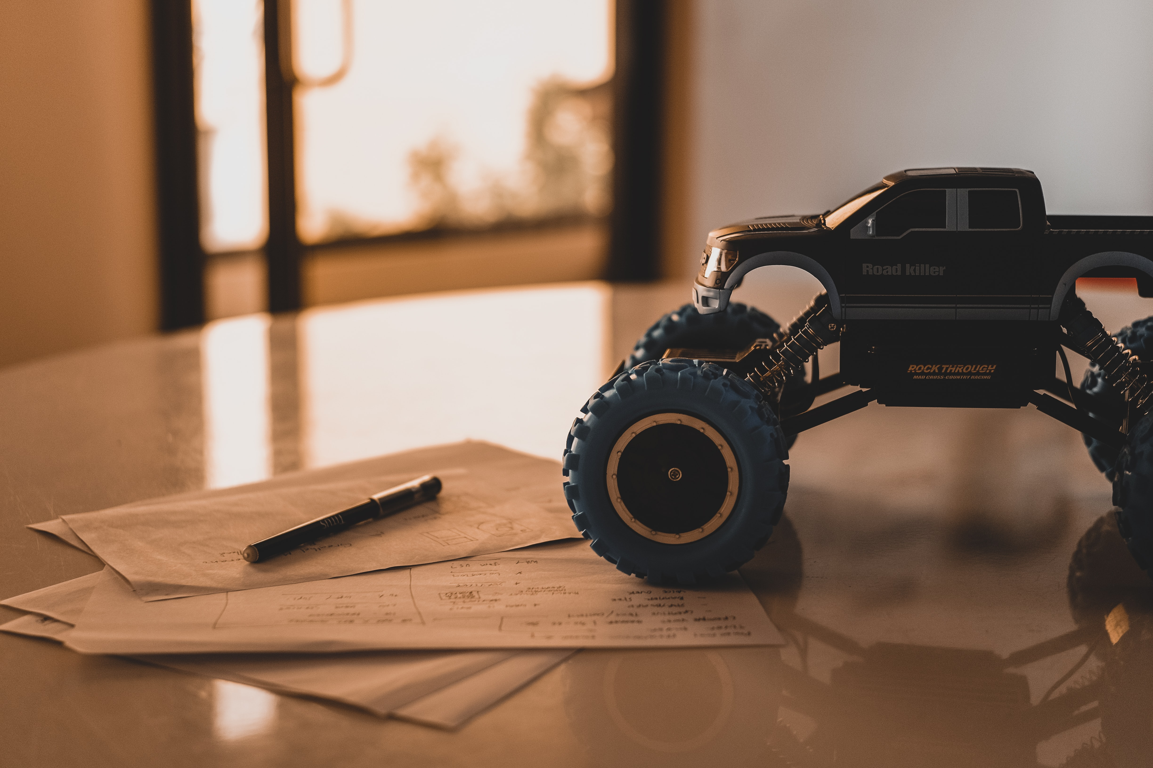 Monster Jam Toys Photography , HD Wallpaper & Backgrounds