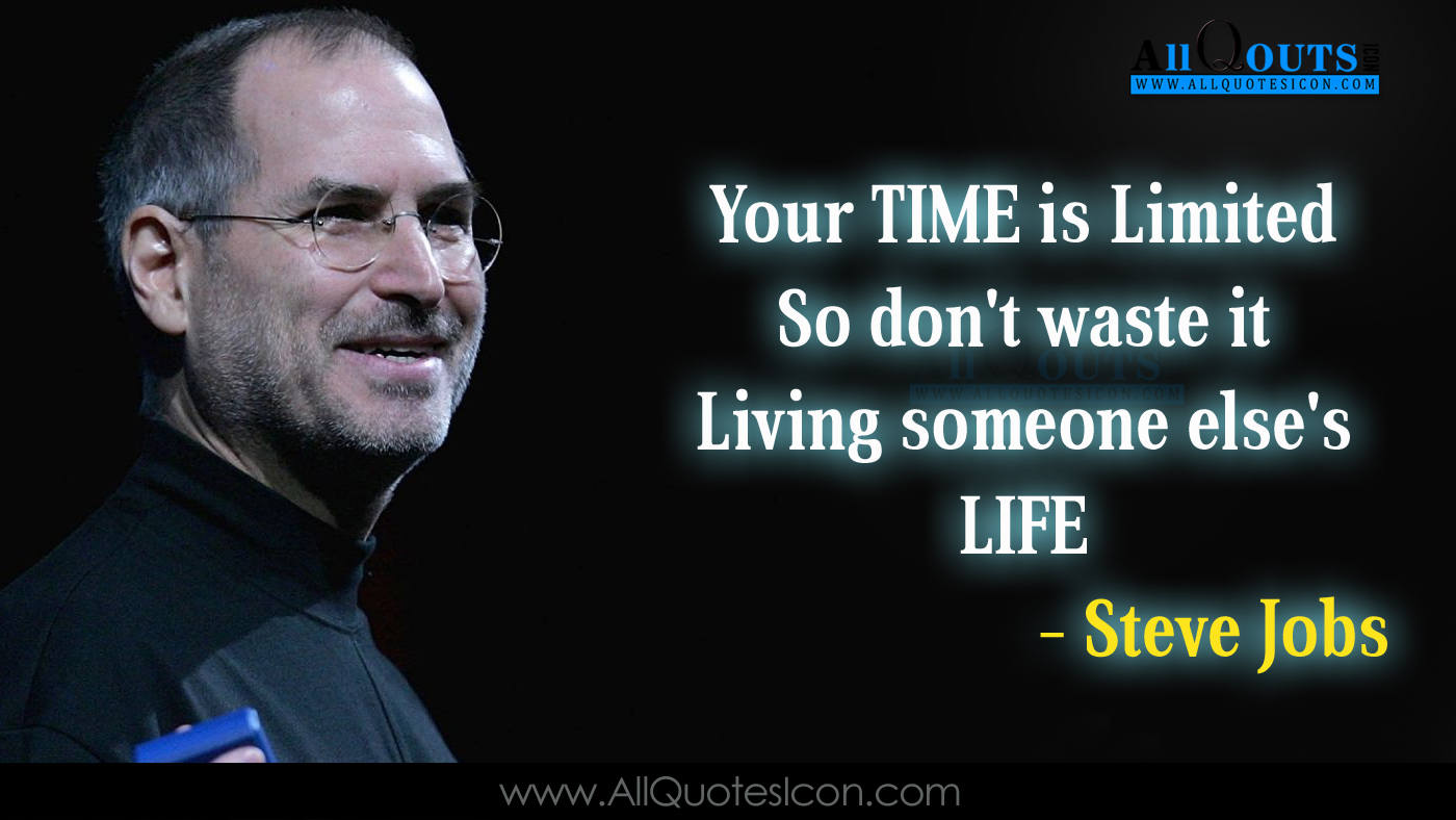 Best Steve Jobs Telugu Quotes Whatsapp Pictures Facebook - Steve Jobs Thoughts , HD Wallpaper & Backgrounds