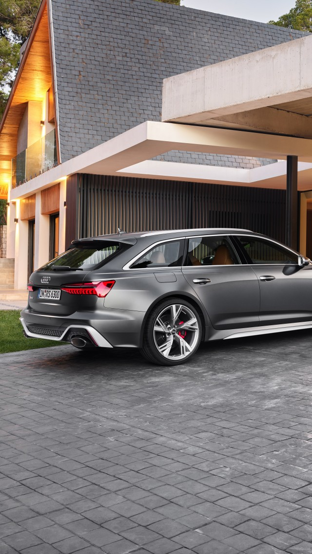 Audi Rs6 Avant 2020 3193562 Hd Wallpaper Backgrounds Download