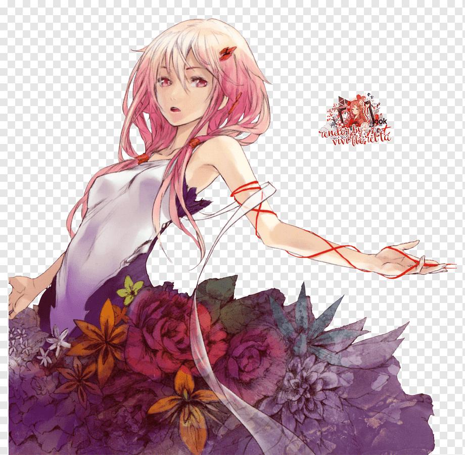 My Dearest Supercell Egoist Anime Music Guilty Crown Inori Yuzuriha Hd Wallpaper Backgrounds Download