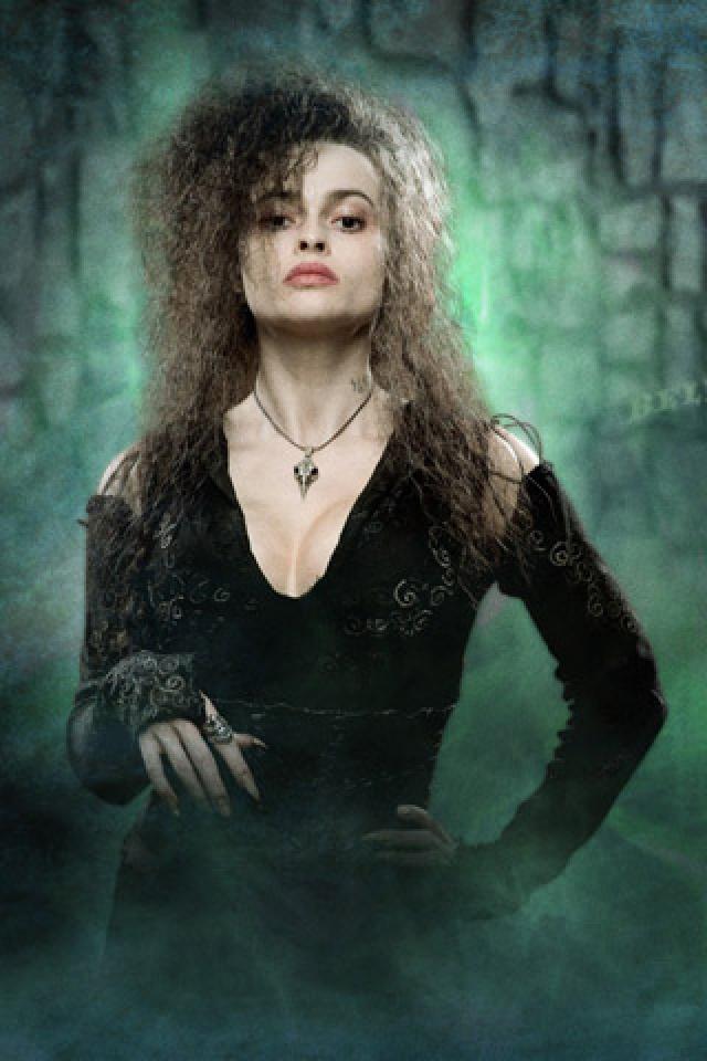 Emma Watson Harry Potter Iphone Hd Wallpaper Iphone - Bellatrix Helena Bonham Carter , HD Wallpaper & Backgrounds