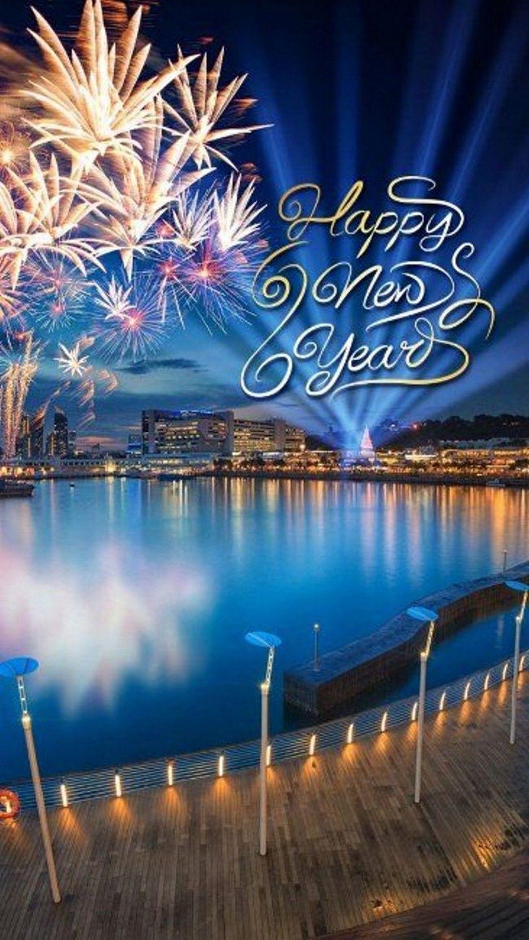 Happy New Year Wallpaper 2019 , HD Wallpaper & Backgrounds