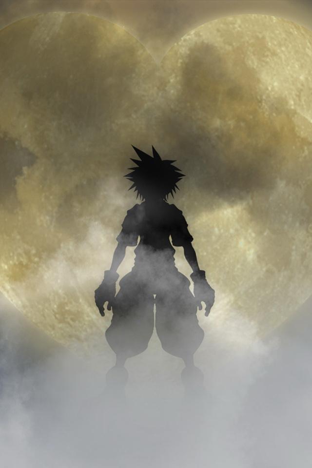 Kingdom Hearts Ii - Kingdom Hearts 2 Wallpaper Iphone , HD Wallpaper & Backgrounds