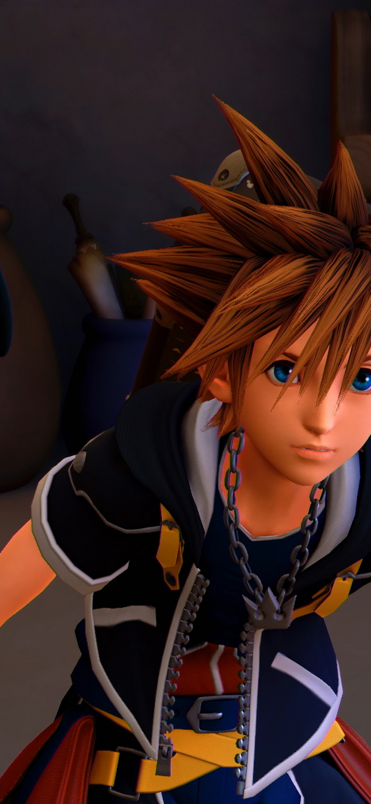 Kingdom Hearts 3, Sora, 4k, 3840x2160, - Kingdom Hearts 3 , HD Wallpaper & Backgrounds