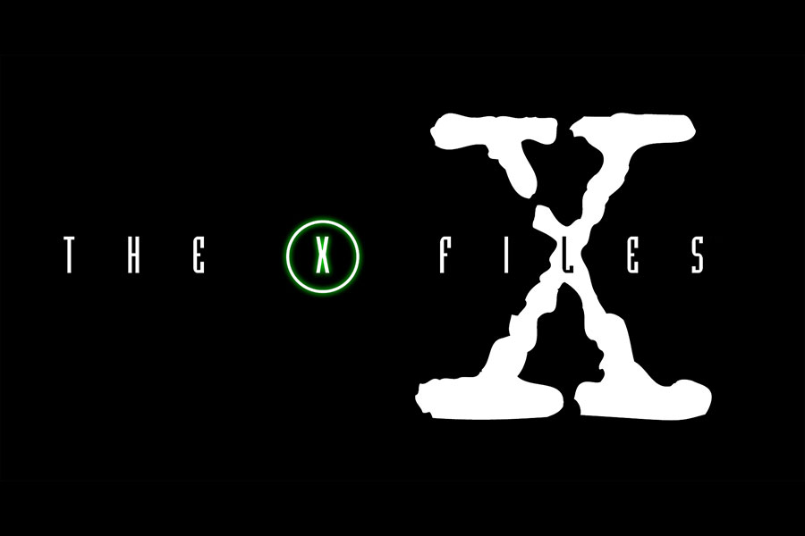 X Files Logo , HD Wallpaper & Backgrounds