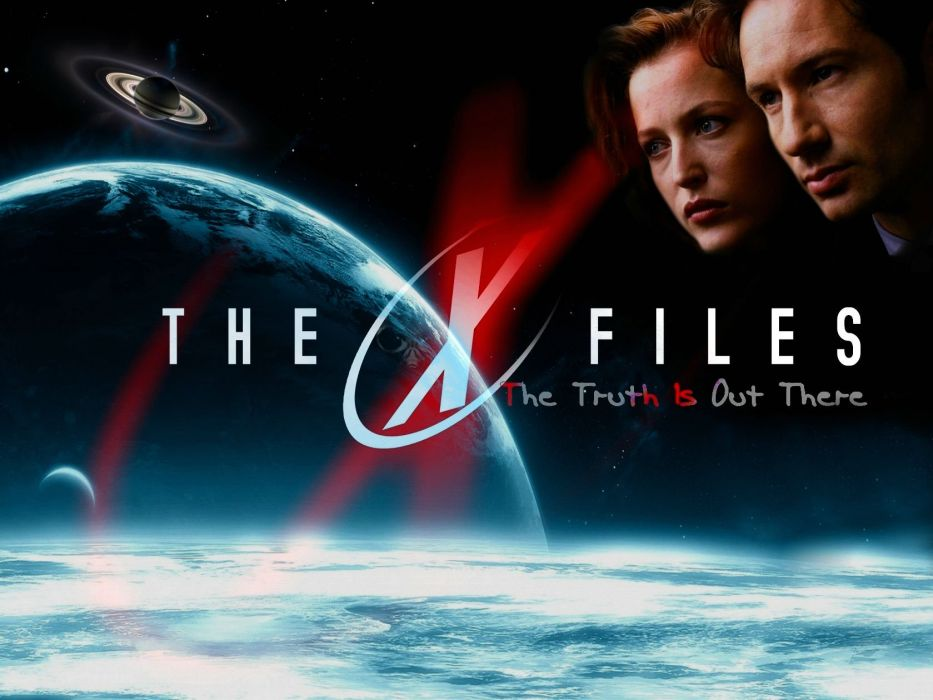 The X Files Sci Fi Mystery Drama Television Files Series - X Files , HD Wallpaper & Backgrounds
