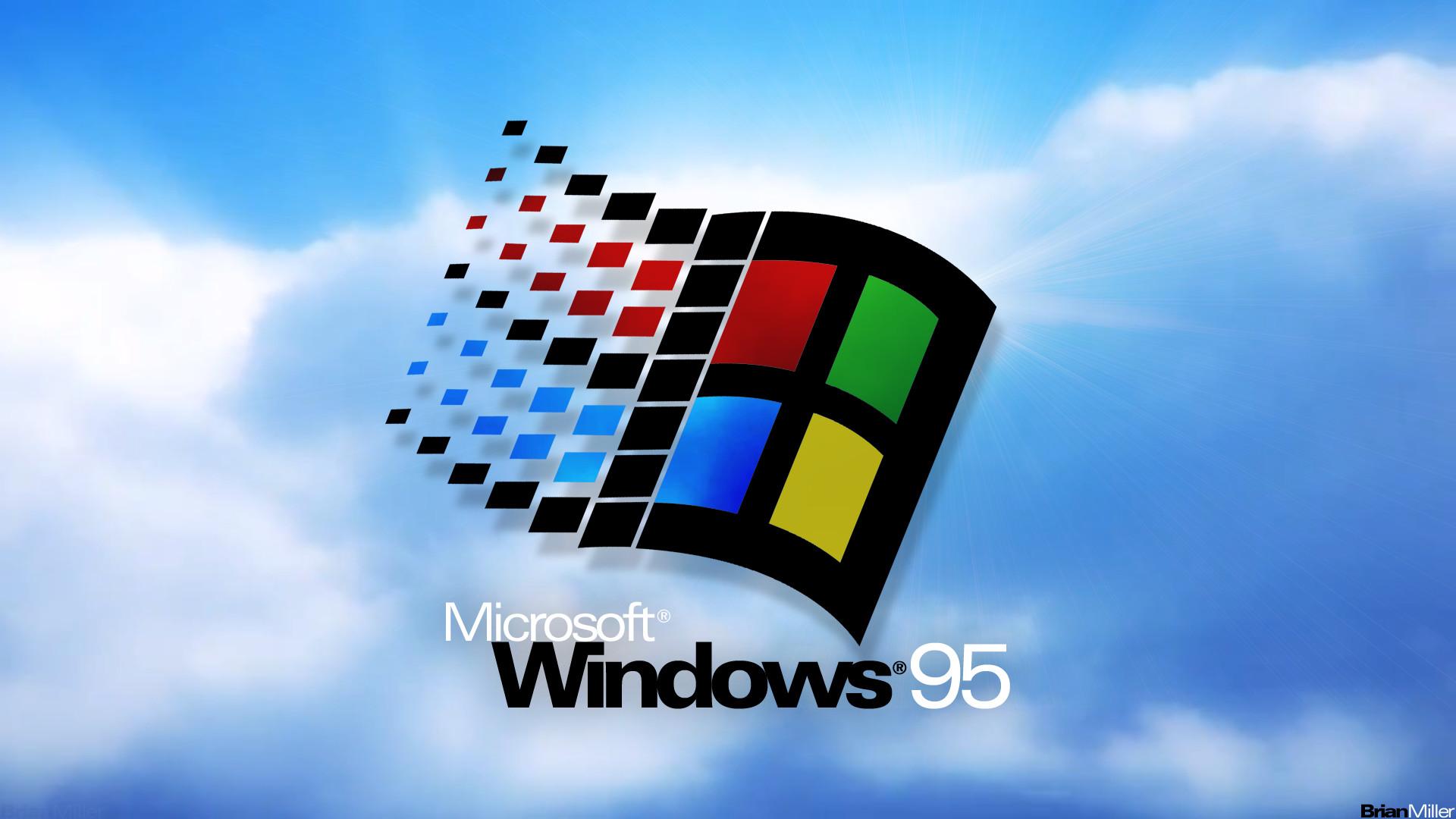 Windows 95 Resolution Windows 95 Wallpaper Hd 321130