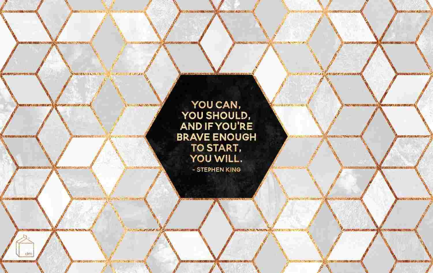 Marble Rose Gold Aesthetic Computer Background Desktop Marble Quote Desktop Background 322759 Hd Wallpaper Backgrounds Download