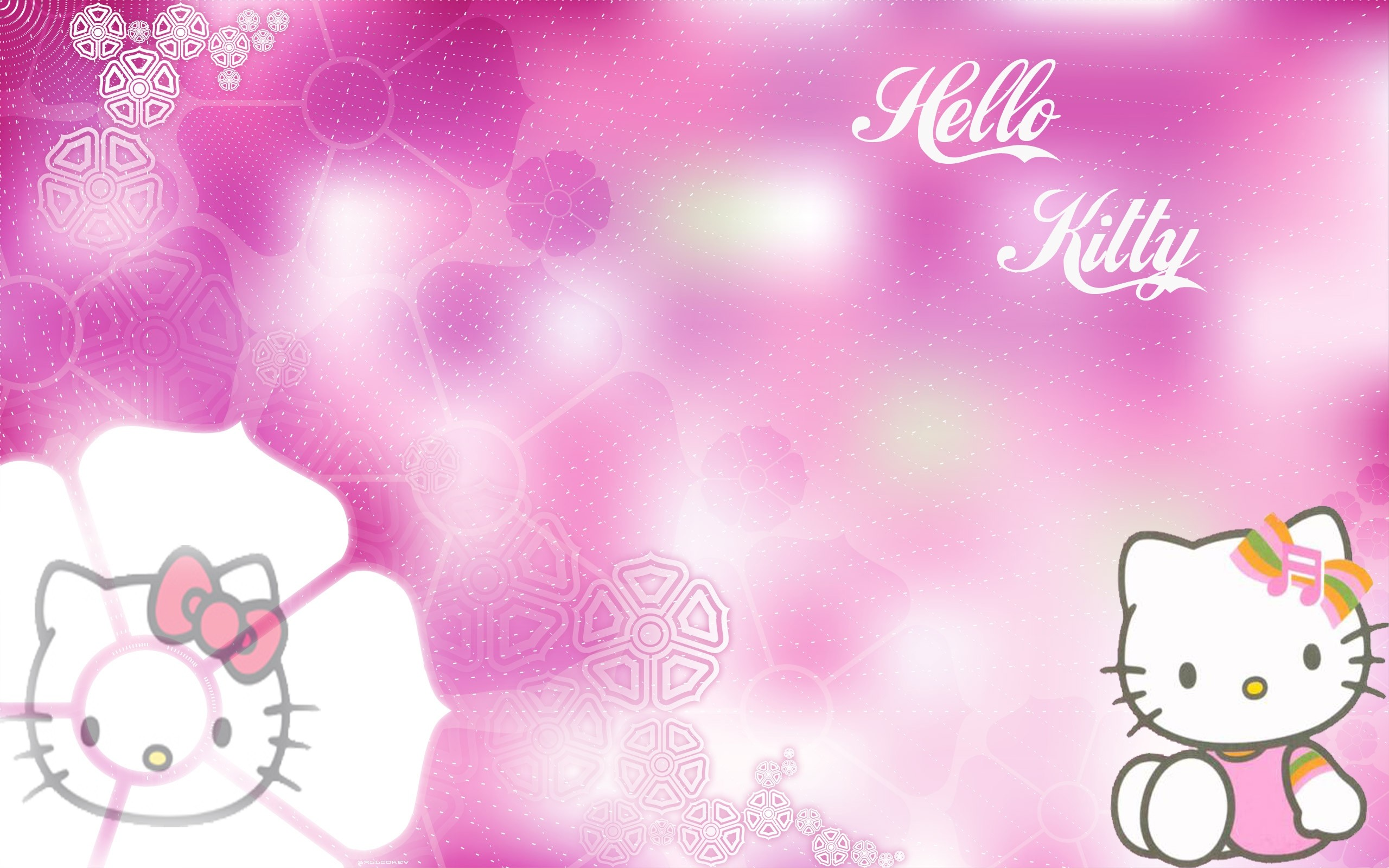 Wiki Free Desktop Hello Kitty Wallpapers Hello