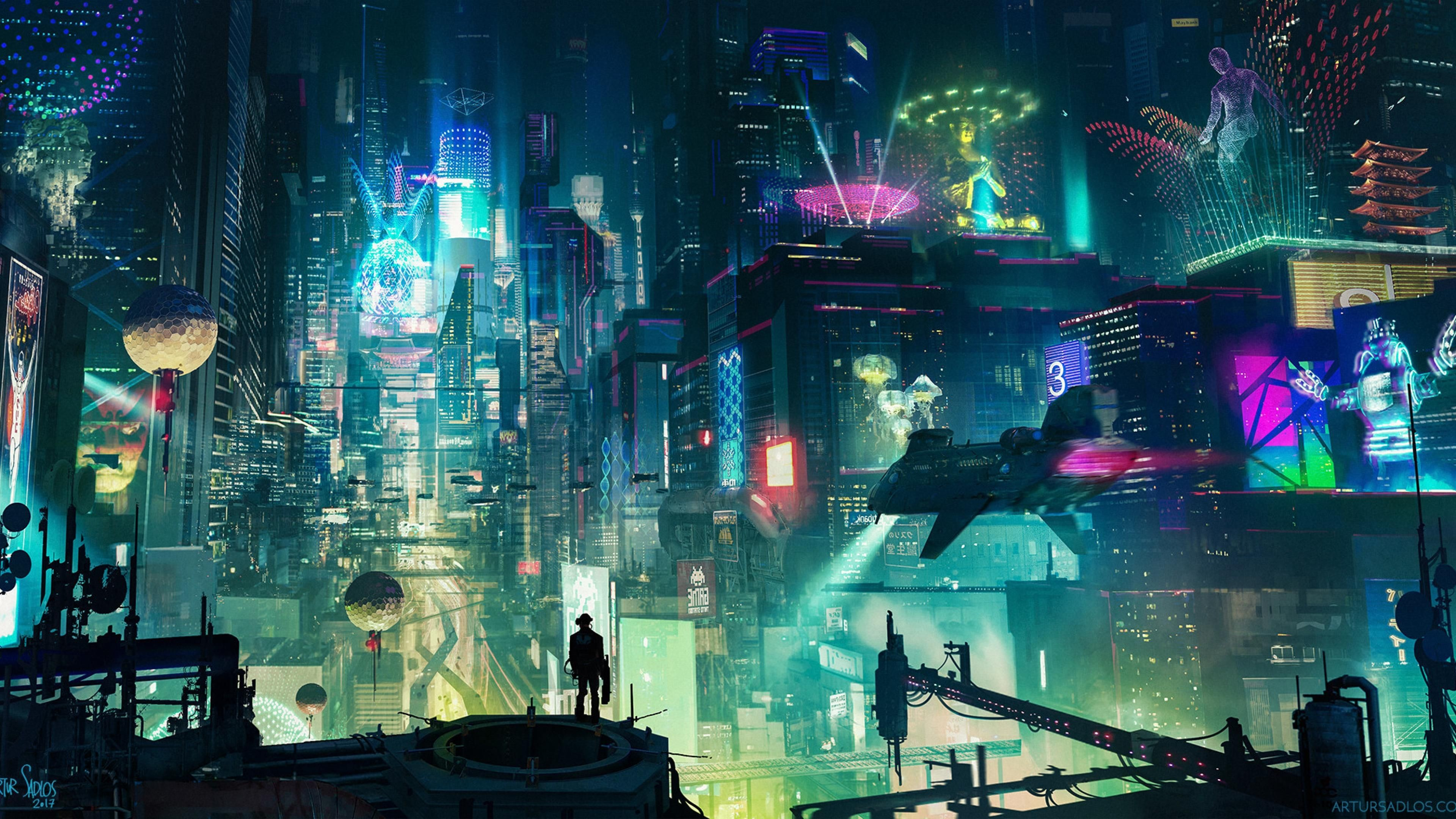 Landscape Portrait Blade Runner City Concept Art 323351 Hd Wallpaper Backgrounds Download
