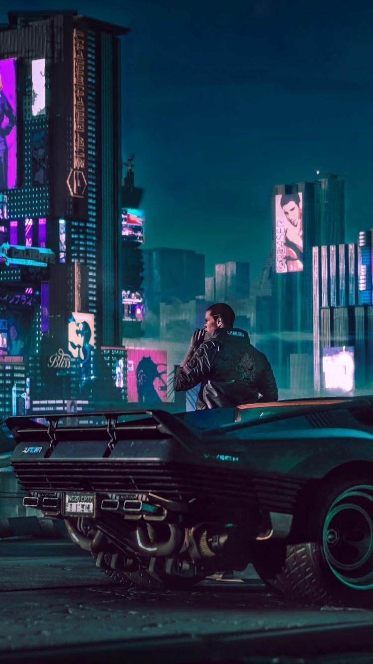 Cyberpunk Iphone Xs Max Wallpaper 4k 324113 Hd Wallpaper Backgrounds Download