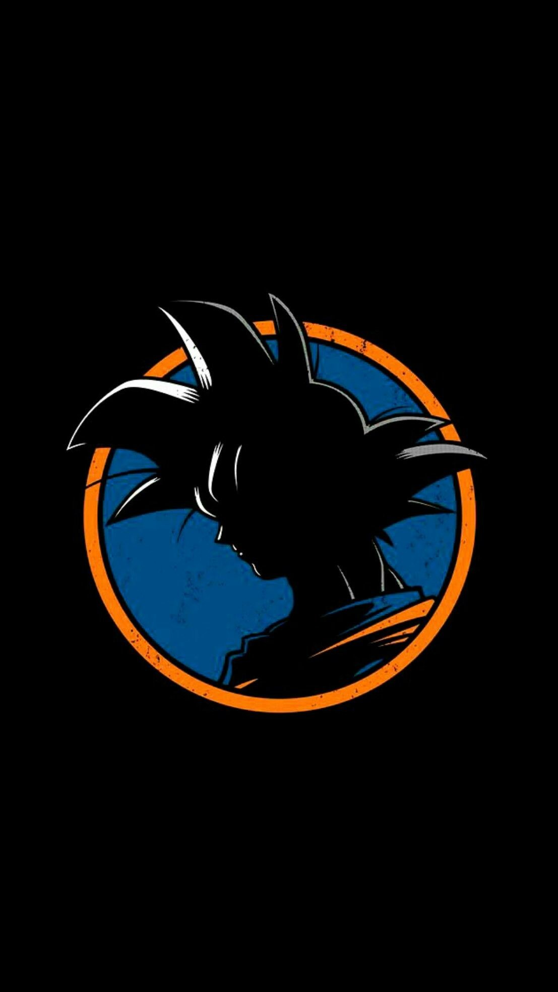 Ve A Wallpaper For Android 76 Goku Head Logo