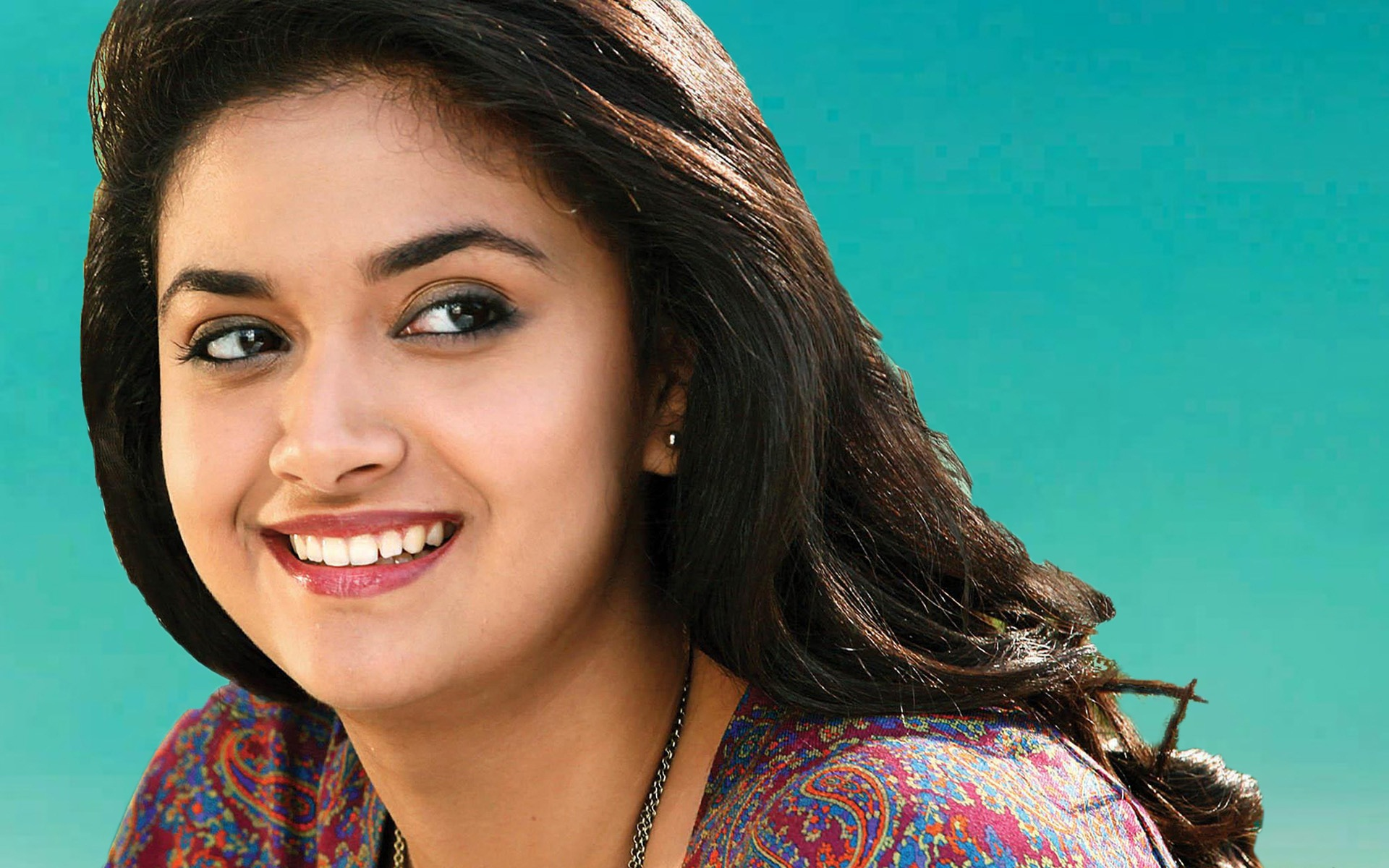Most Beautiful South Girl Hd Wallpapers - Keerthi Suresh Photos Download , HD Wallpaper & Backgrounds
