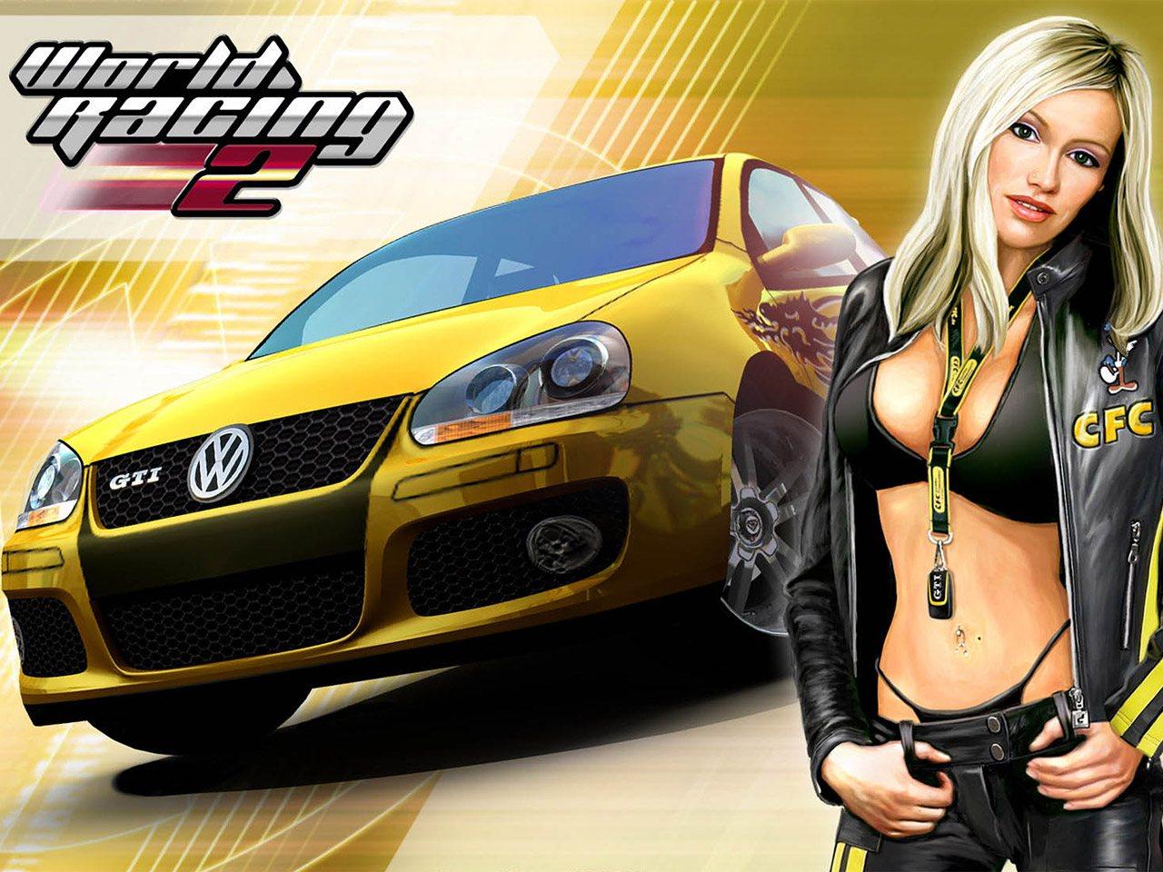 Car Girl Wallpapers Px, - World Racing 2 Girl , HD Wallpaper & Backgrounds