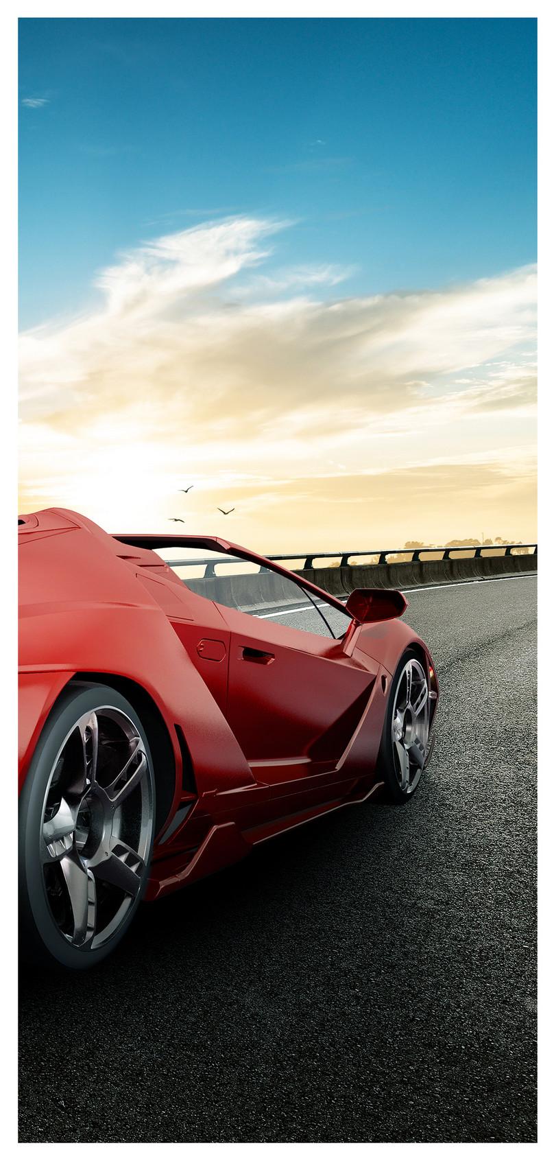 Wallpaper Telepon Mobil Sport - Carros Esportivos Papel De Parede , HD Wallpaper & Backgrounds