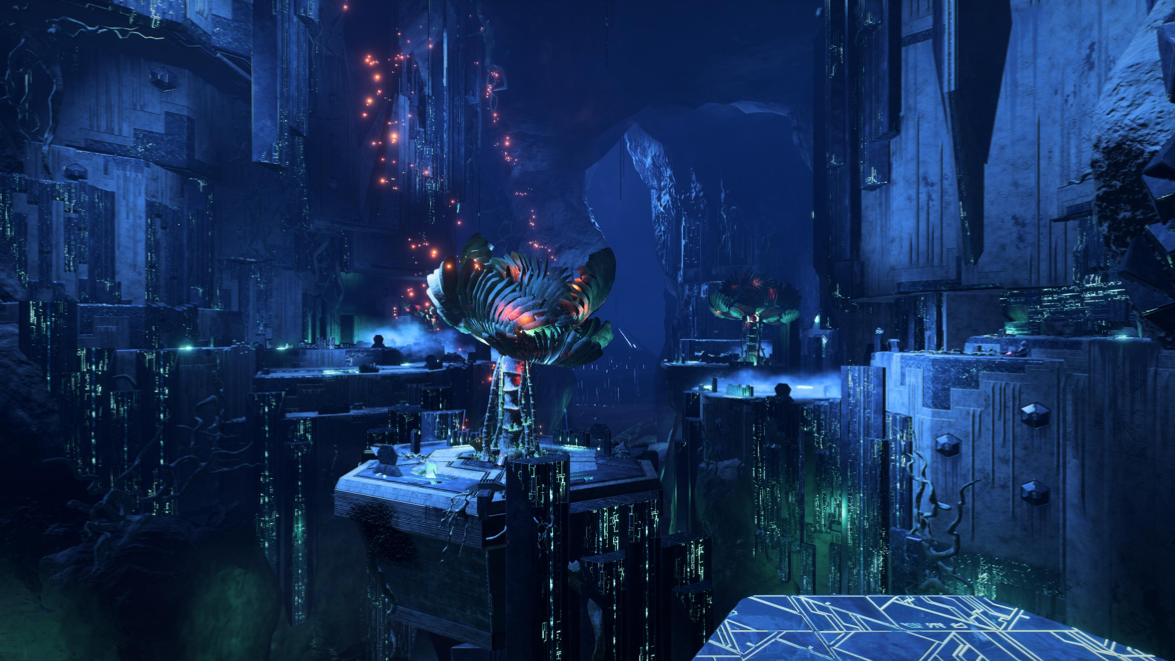 Mass Effect Andromeda 12k Mass Effect Wallpaper 4k 3207532 Hd Wallpaper Backgrounds Download